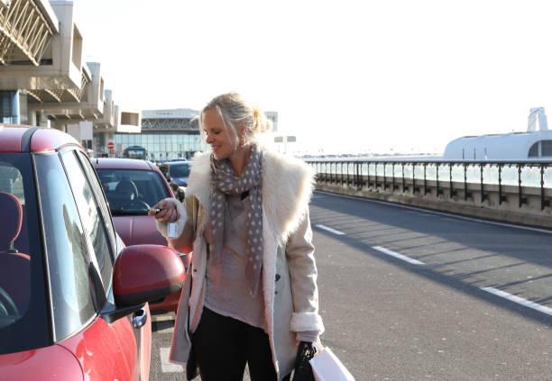 parkeren rotterdam airport